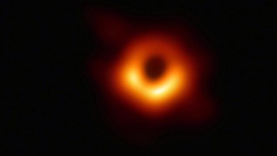 Photo of #Mundo: Imagens de buraco negro no espaço são registradas pela primeira vez