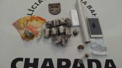 Photo of Chapada: Operação policial prende traficante e apreende drogas e dinheiro em Itaberaba