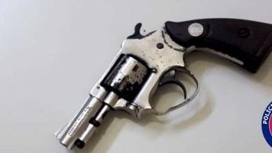 Photo of Chapada: Polícia apreende revólver encontrado com menor usando uniforme escolar em Itaberaba