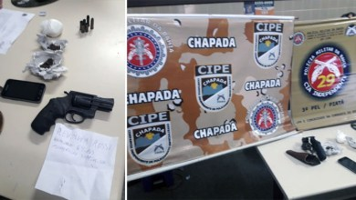 Photo of Chapada: Criminosos atiram em policiais no município de Piatã e um acaba morto durante ação