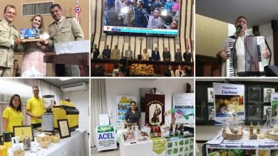 Photo of Artistas, políticos e empreendedores homenageiam o Dia da Chapada Diamantina na Alba; veja fotos e vídeos
