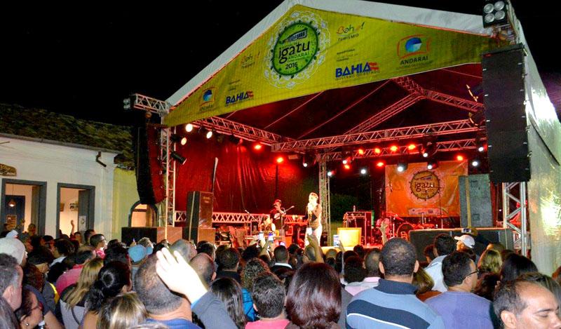 Chapada: Festival de Igatu já tem data para acontecer em 2019 e deixa curiosidade sobre atrações