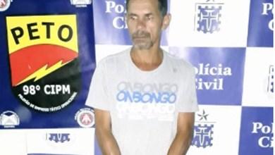 Photo of #Bahia: Homicida foragido de São Paulo por morte de ex-cabo do Exército é capturado em Ipirá