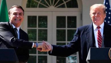 """Photo of #Polêmica: Se taxas forem mantidas, """"me enganei sobre Trump"""", diz Bolsonaro ao comentar decisão"""