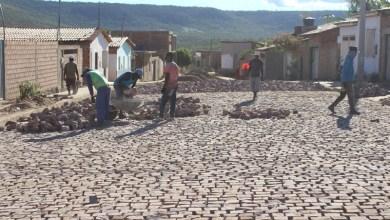 Photo of Chapada: Obras de pavimentação avançam com administração municipal de Itaetê