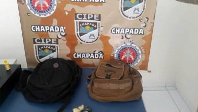 Photo of Chapada: Estudantes são apreendidos com drogas em ônibus escolar de Nova Redenção