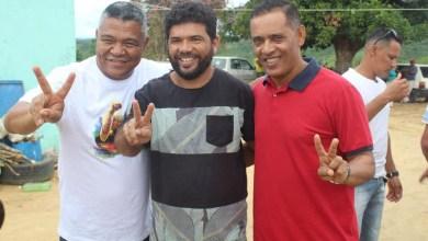 """Photo of Chapada: Deputado Valmir Assunção elogia atuação do prefeito de Itaetê; """"Administra para a população"""""""