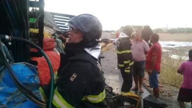 Photo of #Vídeo: Corpo de Bombeiros resgata homem preso às ferragens após acidente na região de Juazeiro
