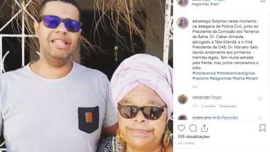 Photo of #Bahia: Terreiro de candomblé é atacado por religiosos cristãos no município de Alagoinhas