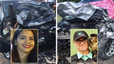 Photo of Chapada: Duas pessoas morrem em grave acidente de carro entre Jacobina e Miguel Calmon