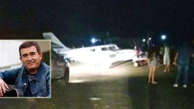 Photo of #Bahia: Pouso de avião do cantor Amado Batista em Jequié será investigado pela Anac