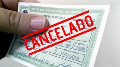 Photo of Justiça eleitoral cancela 2,4 milhões de títulos; eleitores não foram aos três últimos pleitos