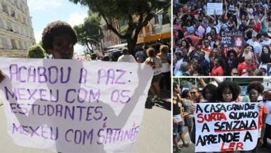 Photo of #Brasil: Protestos em defesa da educação e contra a reforma da Previdência tomam as ruas de cidades brasileiras