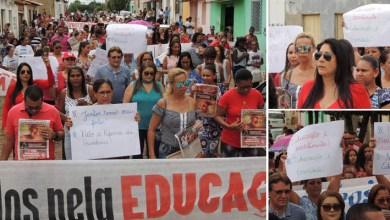 Photo of Chapada: Protesto contra os cortes de Bolsonaro mobiliza sociedade em Nova Redenção; veja fotos