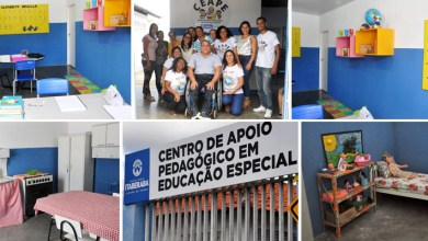 Photo of Chapada: Centro trabalha com atendimento em Educação Especial no município de Itaberaba
