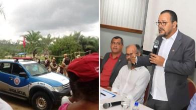 """Photo of Chapada: """"Latifundiários não intimidarão os movimentos sociais"""", diz deputado sobre ameaças ao MST em Itaberaba"""