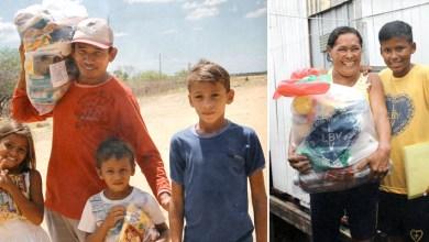 Photo of LBV promove ação emergencial em apoio a famílias em situação de vulnerabilidade
