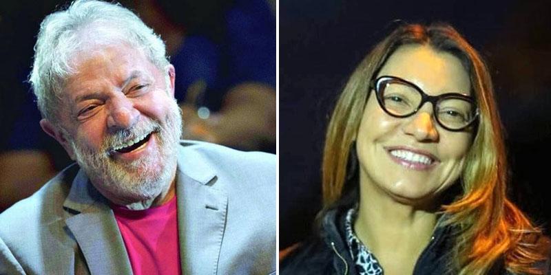 #Brasil: Ex-ministro diz que Lula está apaixonado e que deve se casar ao sair da prisão