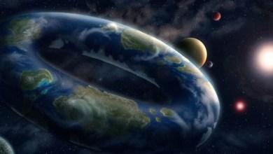 Photo of #Mundo: 'Nova' teoria diz que Terra não é plana e sim em formato de rosquinha