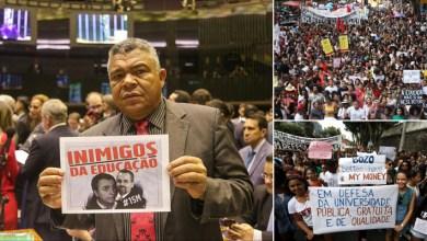 Photo of Valmir: Congresso deve aprovar orçamento impositivo para a educação não parar no Brasil