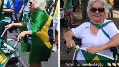 Photo of #Brasil: Bolsonaro divulga foto de 2015 para ilustrar manifestações do domingo a favor de seu governo
