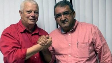 Photo of #Bahia: Ex-prefeito do município de Juazeiro se filia ao PT após deixar o PCdoB