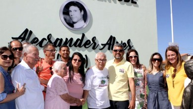 Photo of #Bahia: Praça com nome do vocalista do 'Mamonas Assassinas' é inaugurada no município de Irecê