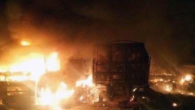 Photo of Chapada: Acidente deixa ao menos quatro pessoas gravemente feridas na região do Pai Inácio