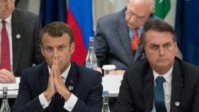Photo of #Mundo: Governo francês 'descobriu' pela imprensa que Macron teria reunião bilateral com Bolsonaro