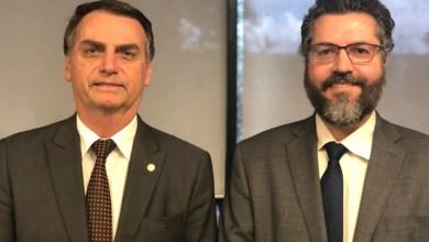 Photo of #Polêmica: Ministro de Bolsonaro convoca reunião com imprensa e pede para conversa não ser divulgada