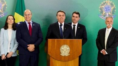 Photo of #Vídeo: Bolsonaro é desmentido por membro da F1 sobre mudança de cidade do GP Brasil