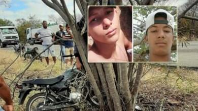 Photo of Chapada: Duas pessoas morrem após moto bater em árvore na zona rural de Oliveira dos Brejinhos