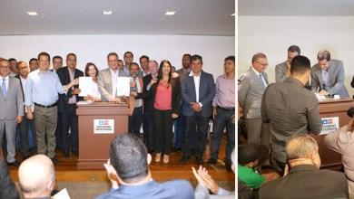 Photo of Chapada: Rui Costa oficializa a criação de consórcio e viabiliza instalação de policlínica em Itaberaba
