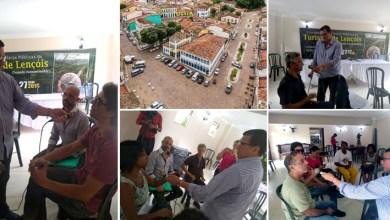 Photo of Chapada: Encontros setoriais discutem ações e projetos para o turismo no município de Lençóis