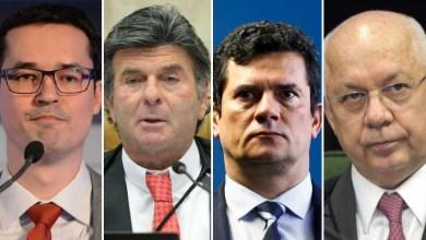 Photo of Em nova mensagem divulgada por site, Dallagnol diz que Fux apoiou Moro em 'queda de braço' com Teori