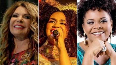 Photo of #Salvador: Elba Ramalho, Mariene de Castro e Marcia Short se apresentam nesta sexta no Largo do Pelourinho