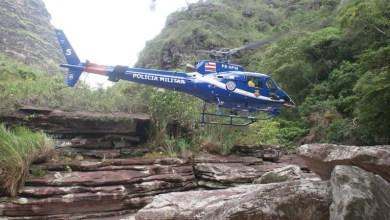 Photo of Chapada: Ação conjunta resgata corpo de homem na Cachoeira da Fumaça e trilhas são reabertas