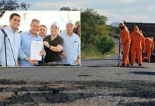 Photo of Chapada: Contrato para recuperação da BA-046 que liga Itaberaba a Iaçu é publicado; prefeito Ricardo comemora
