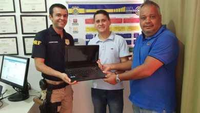 Photo of Chapada: Superintendência da PRF na Bahia faz doação de computadores para escola municipal em Seabra