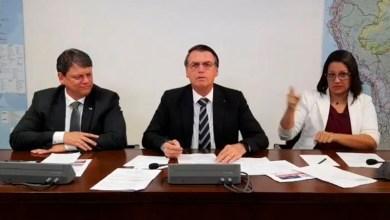 Photo of #Polêmica: Bolsonaro rebate Rui e diz que o dinheiro do aeroporto de Vitória da Conquista é do povo
