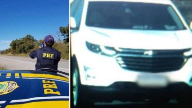 Photo of Chapada: PRF flagra veículo a 146km/h em trecho da BR-242 na região do município de Palmeiras