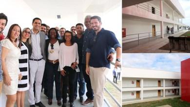 Photo of Chapada: Sede oficial do IF Baiano é inaugurada em Itaberaba; prefeito destaca revolução na educação