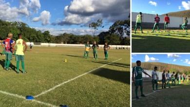 Photo of Chapada: Seleção de Palmeiras busca primeira vitória contra Boninal no domingo pela Copa Chapada Forte