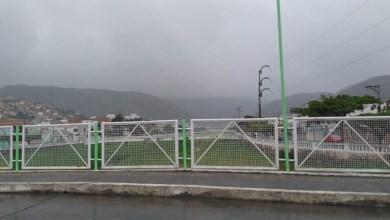 Photo of Chapada: Jacobina amanhece debaixo de chuva e com temperatura de 18°C; tempo chuvoso continua