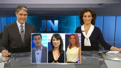 Photo of #Brasil: Jornalista da Rede Bahia apresenta edição do Jornal Nacional; nome não foi revelado