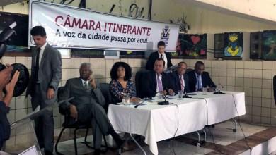 """Photo of """"Queremos que as pessoas entendam o papel do vereador"""", diz Suíca sobre Câmara Itinerante"""