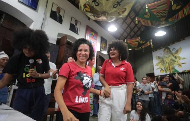 Resultado de imagem para Movimentos sociais e populares vão com Lucinha e Dani para as presidências do PT na Bahia e em Salvador