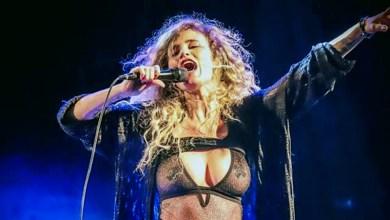 Photo of Chapada: Ana Cañas fica indignada com 'ovada' durante show na Fligê; veja publicação da cantora