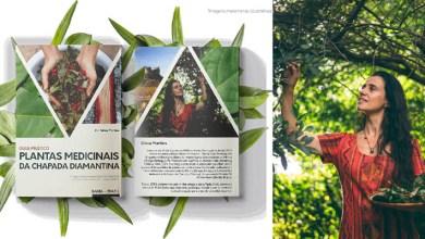 Photo of Financiamento coletivo viabiliza versão impressa de Guia Prático de Plantas Medicinais da Chapada Diamantina