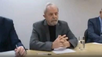 Photo of #Polêmica: Ex-presidente Lula se cala durante nova fase da Lava Jato; veja vídeo divulgado